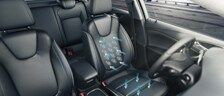 Les sièges chez Opel