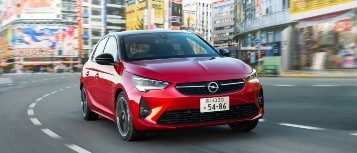 Opel poursuit son offensive à l'exportation et revient au Japon